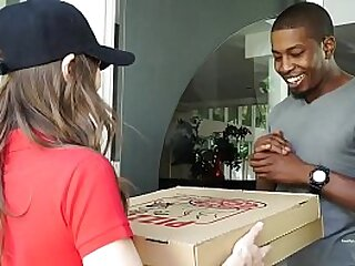 Ultimate pizza whore fucked bitch