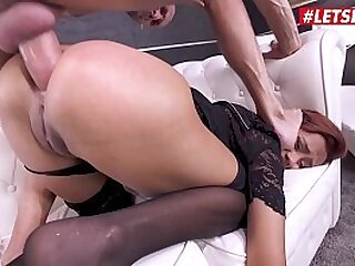 LETSDOEIT - PORNSTARS DUELLING! Cherry Kiss VS Veronica Orozco - The Best Rough Compilation That You've Ever Seen!