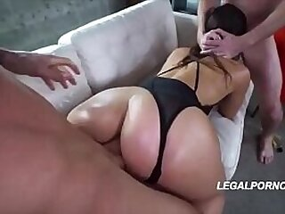 BEST DP COMPILATION MILFS AND TEENS GET DOUBLE PENETRATION