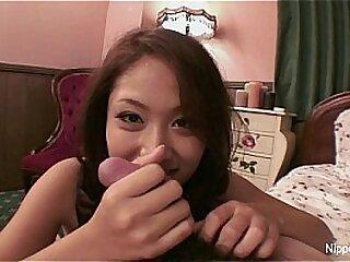 Japanese Teen POV BJ