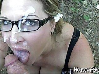 Lovely Amateur Head Cum Swallow