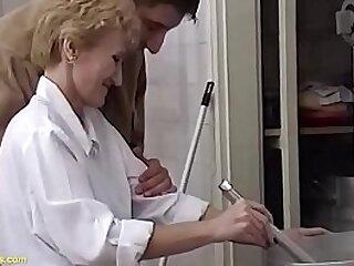 extreme hairy bush german stepmom gets rough big dick banged by her horny stepson