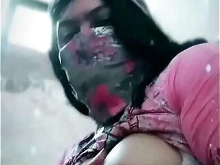 Teen Boobs exposed by Naughty girlfriend Nina over t. 2