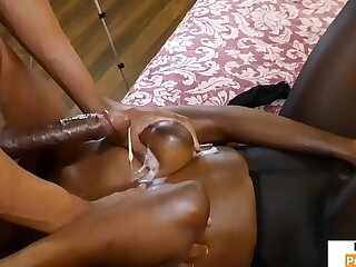 POV Cum on Perfect Teen stepdaughter Boobs after Handjob and Titty Fucking - IG@officialdaisy015