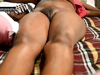 Young Beauty indian wife pussy massage with happy ending