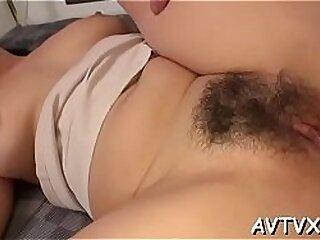 Amorous japanese oral sex